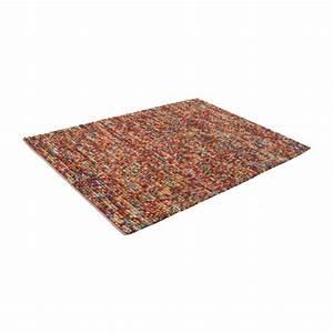 kiparati tapis tisse multicolore 240x170cm en laine a With tapis laine multicolore