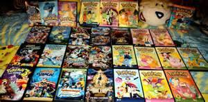 Pokemon DVDs