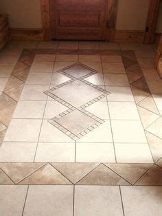 small foyer tile ideas 17 best ideas about tile floor patterns on