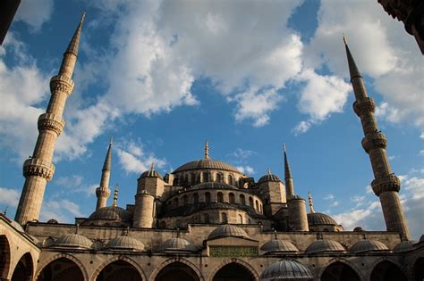 facts   blue mosque  istanbul turkey travel