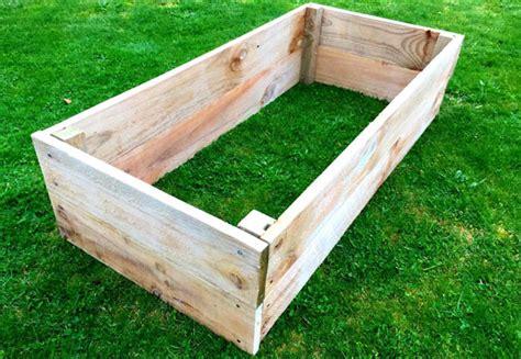 wooden raised garden bed grabone nz