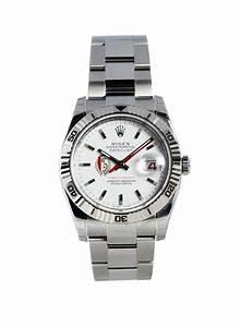116264 Rolex Datejust Turn Steel  U00d836 Mm  U20ac 6 950