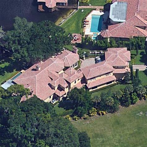Wesley Snipes' House (former) In Windermere, Fl  Virtual