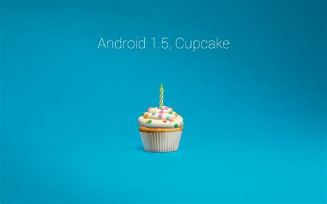 android cupcake 10 iconic features of each major android update from