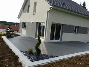 Aménagement Extérieur Maison : amenagement exterieur terrasse maison ~ Farleysfitness.com Idées de Décoration