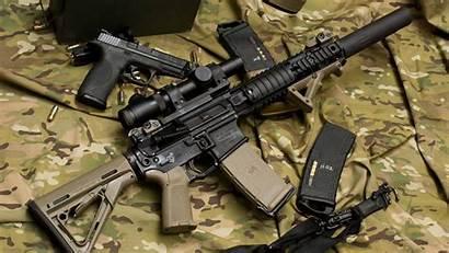 M4 Rifle Assault Tactical Custom Scope Military
