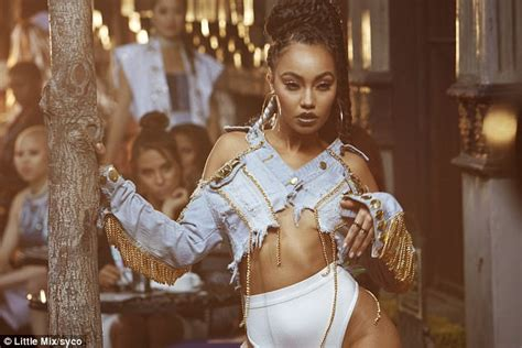 Little Mix music video Power shows singer's great bodies ...