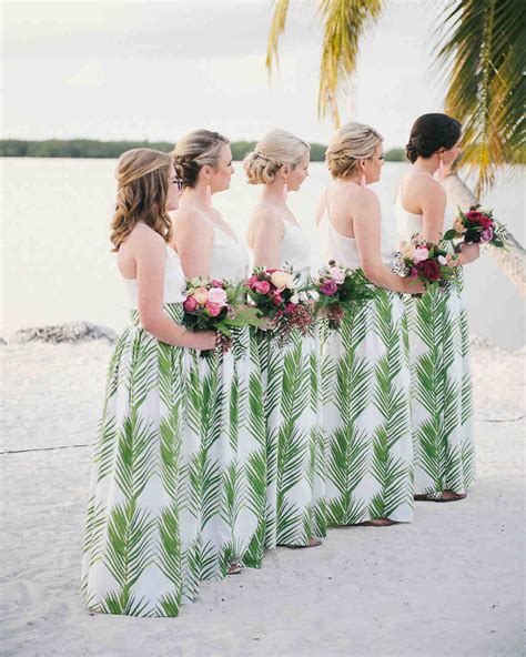 Beautiful Ideas from Beach Weddings Martha Stewart Weddings