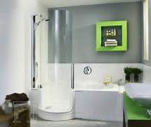 Handicap Tub Shower Combo by Twinline Tub Shower Combo Apartment Therapy