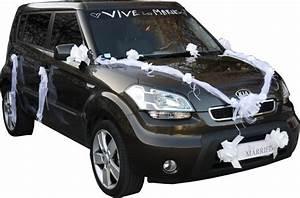 Deco Voiture Mariage Pas Cher : decoration de voiture de mariage pas cher u car 33 ~ Teatrodelosmanantiales.com Idées de Décoration