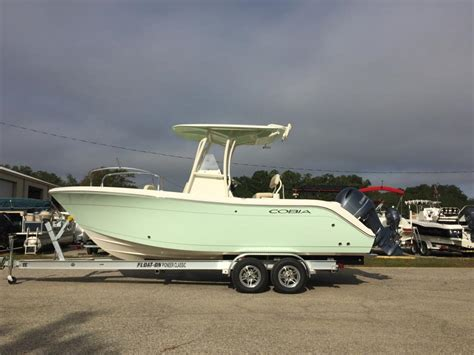 Cobia Boats 220 Cc by Cobia 220 Cc Boats For Sale In Florida