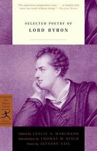 Selected Poetry of Lord Byron by Lord Byron, Paperback ...