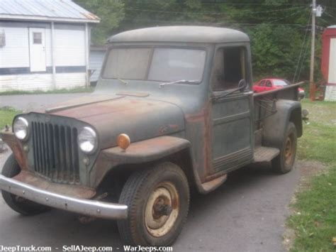 willys jeep pickup for sale willys trucks ewillys page 12