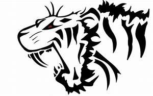 Tribal Tiger Logo