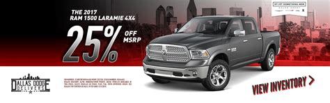 dallas dodge chrysler jeep dodge ram dealer dallas tx