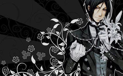 Black Butler Anime Wallpaper - black butler wallpapers wallpaper cave