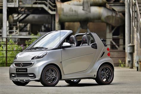 2012 Brabus Smart 10th Anniversary Special Edition