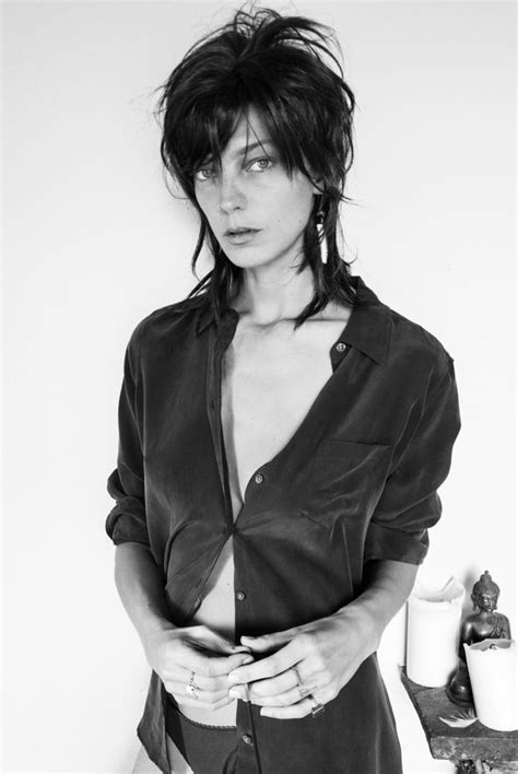 daria werbowy  equipment  fallwinter campaign