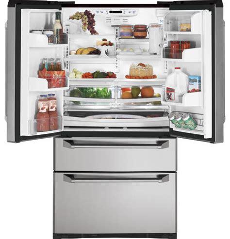 zfgphyss ge monogram  cu ft french door  drawer  standing refrigerator