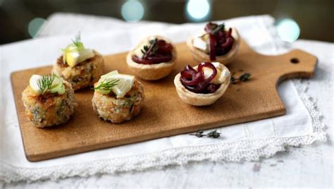 mini canape ideas food canapés recipes