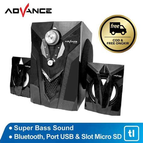 Toko komputer online murah : Speaker ADVANCE M10BT Bluetooth: Membeli jualan online Speaker Portabel dengan harga murah ...