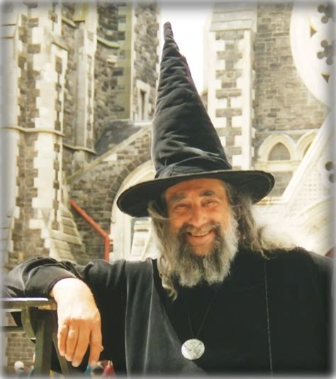 Wizard of New Zealand   He is also known as Archwizard of Ca…   Flickr