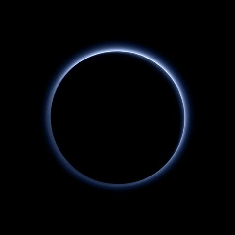 Awesome Blue Skies and Red Surface Ice Found at Pluto ...