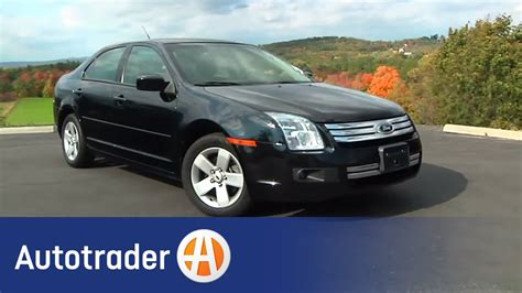 how do i learn about cars 2006 ford e 350 super duty van instrument cluster 2006 2010 ford fusion sedan used car review autotrader youtube