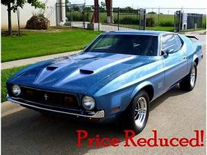 1971 Ford Mustang Mach 1 for Sale | ClassicCars.com | CC-1148206