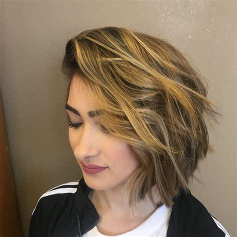 popular short choppy hairstyles