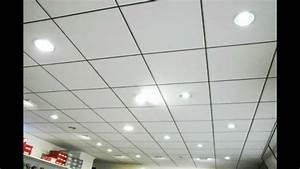 Faux Plafond Pvc : fabrication faux plafonds d coration en pl tre tizi ~ Premium-room.com Idées de Décoration