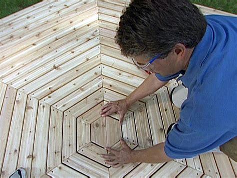 build  gazebo   kit  tos diy
