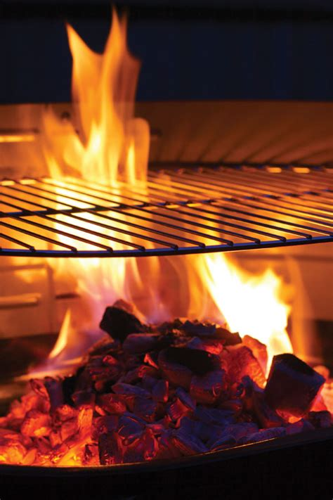 rules  open fire cooking  saturday evening post