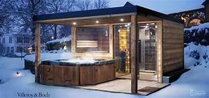 Gartensauna luxus saunahaus finnische gartensauna for Whirlpool garten mit moderne pflanzkübel innen