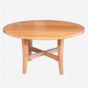 Marri dining table perth 39focus39 round dining table for Round wood dining table perth