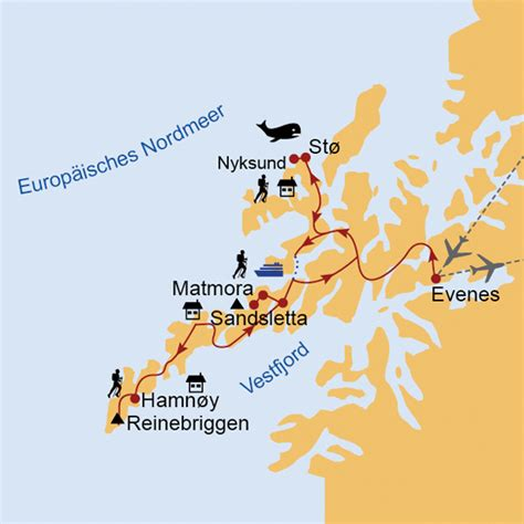wanderreise lofoten norwegen travel  life