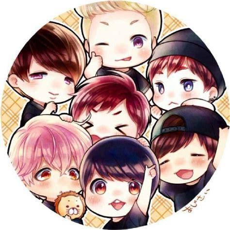 Kpop Anime Wallpaper - kpop anime version k pop amino