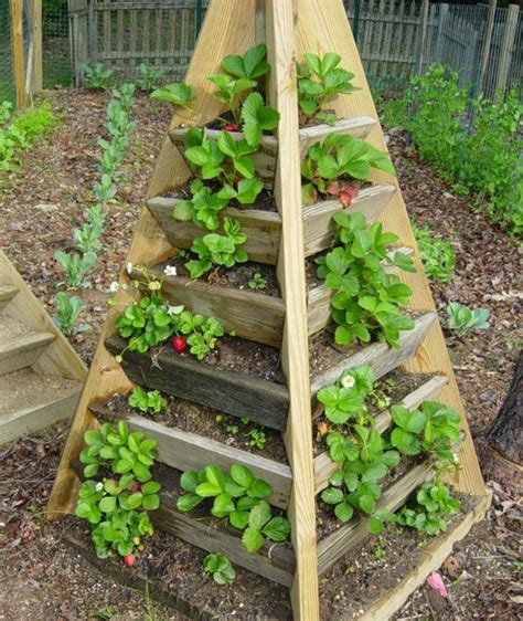 Exterior Staircase Design Ideas by Raised Beds Ideas For The Design Of Your Garden In