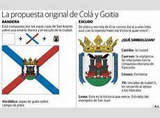 El origen de la bandera de Vitoria El Correo