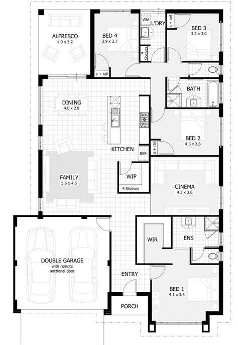 home plan designers 5 bedroom house designs australia