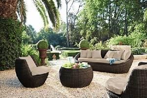Salon Jardin Maison Du Monde : salon de jardin collection bali maison du monde ~ Melissatoandfro.com Idées de Décoration