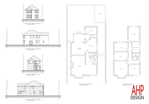 application submitted larger home extension scheme