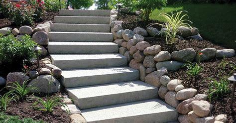 Unilock Steps - island stoop stair gallery astro masonry
