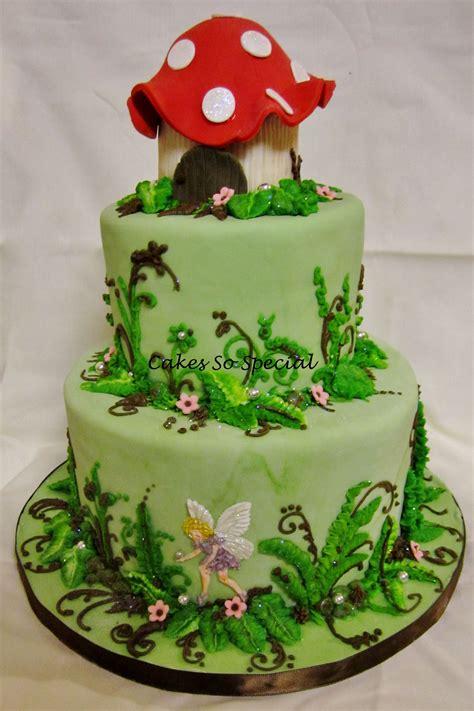 poppy roses woodland fairy cake  cakes  special