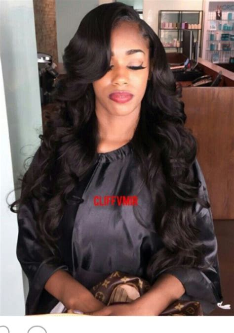 Hairstyles With Tracks Sewed In by Pin By Lakisha Owens On Hair Styles Hair Wig