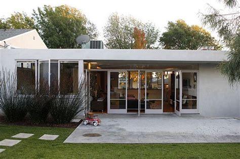 modern schindler house remodel  inglewood