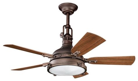 hton bay transitional collection ceiling fan decorative fans hatteras bay patio 44 quot transitional indoor