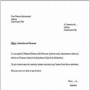Caf Pret D Honneur : t l charger mod le de d claration sur l 39 honneur gratuit le logiciel gratuit ~ Gottalentnigeria.com Avis de Voitures