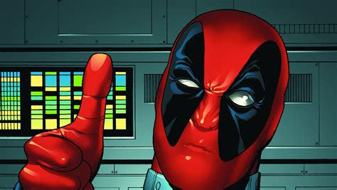 Marvels Deadpool Coming To Fxx In 2018 As An Animated