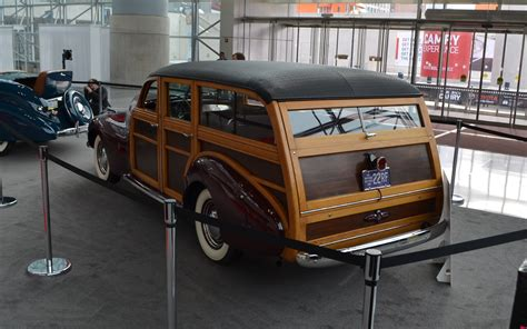 1940 Buick Super Estate Wagon The Perfect Woodie